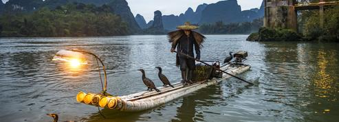 Chine: la province de Guangxi, le pays des collines debout