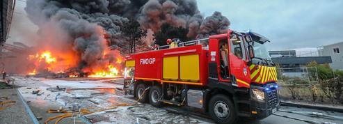 Rouen: un «état habituel de la qualité de l'air» après l'incendie