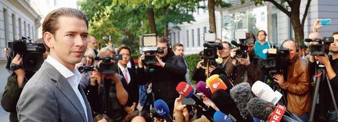 Législatives en Autriche: le retour en force de Sebastian Kurz
