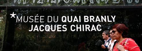 Affluence record et émotion au musée du Quai Branly, qui rend hommage à Jacques Chirac