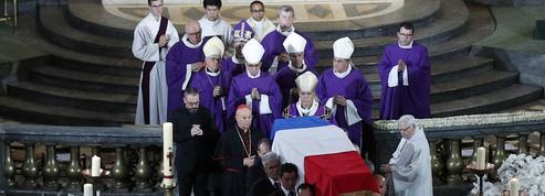 Obsèques de Jacques Chirac: une homélie bienveillante malgré des tensions