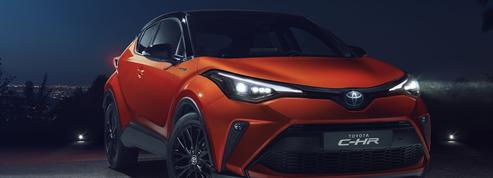 Le Toyota C-HR se muscle et se refait une (petite) beauté