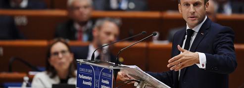 Immigration: Macron veut réveiller l'Europe