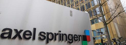 Axel Springer restructure Bild et Die Welt