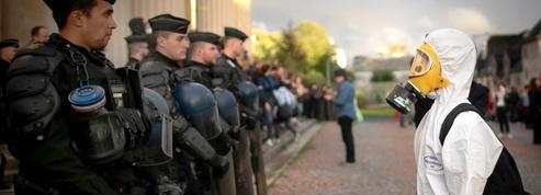 «L'incendie à Rouen le vérifie: la défiance est particulièrement élevée en France»