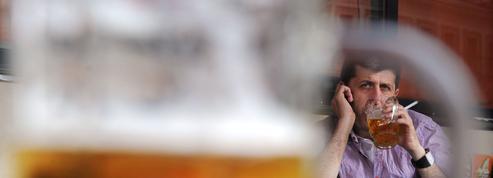 Les Russes boivent de moins en moins d'alcool