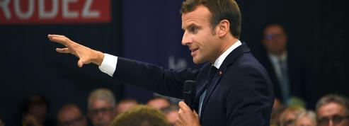 Retraites: Macron tente de rassurer