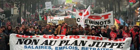 Réforme des retraites: pour les opposants, l'espoir du remake de 1995