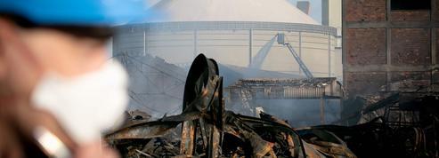 Incendie de Rouen: le PDG de Lubrizol s'explique au Figaro