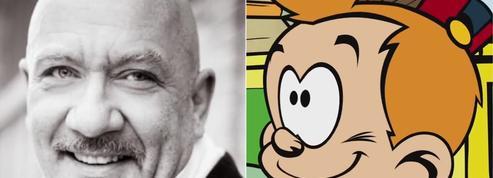 Philippe Tome, l'autre père du Petit Spirou, est mort