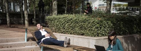 À La Défense, le public testera et choisira son mobilier urbain préféré
