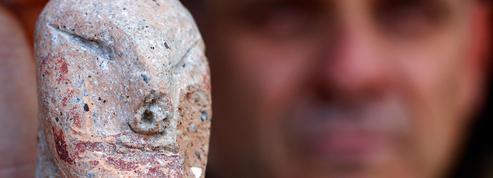 En Israël, les vestiges archéologiques de la plus vieille et plus vaste cité du Proche-Orient exhumés