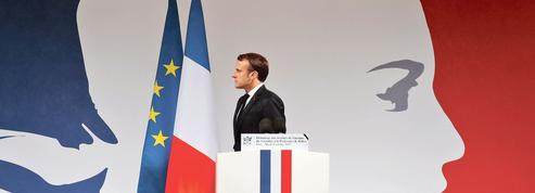 Préfecture de Paris: Macron veut une «société de vigilance» face à l'islam radical