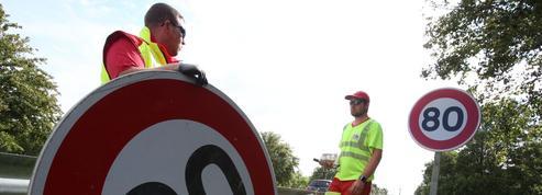 Sécurité routière: colère des élus sur les conditions du retour du 90km/h