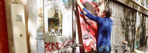 Mosaïques, collage...: «Passion je colle» à Paris