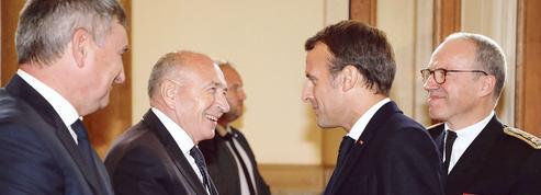 À Lyon, Macron en terrain miné