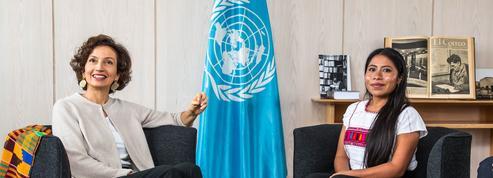 Audrey Azoulay: «L'Unesco défend les droits des peuples autochtones»