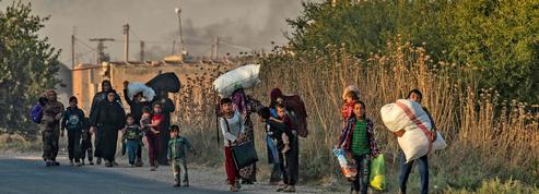 Les Kurdes laissés seuls face à l'offensive turque