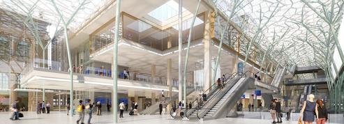 La gare du Nord rénovée devrait être prête en 2024