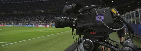 Télévision: la folle surenchère des droits du football