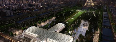 Le Grand Palais bientôt au Champ-de-Mars
