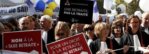 Retraites: avocats, médecins et pilotes menacent de faire grève le 3 février 2020