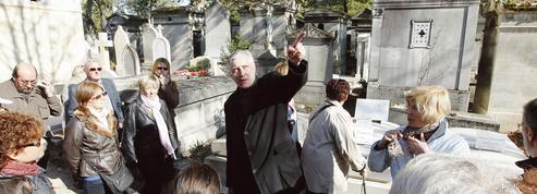Le Père-Lachaise, un cimetière trop mal visité