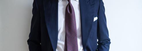 Éloge de la cravate ou l'art d'être soie