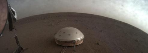 Écoutez les sons de la planète Mars enregistrés par la sonde InSight