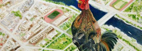 Les Jeux olympiques de Rio, Tokyo et Paris vus par trois artistes