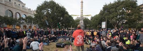 Extinction Rebellion: retour en images sur une semaine de désobéissance civile à Paris