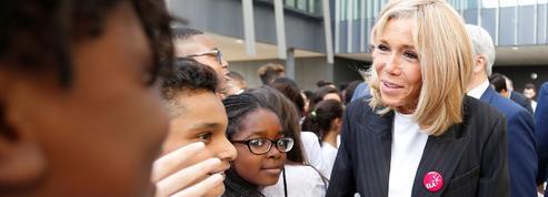 Pour Brigitte Macron, «on ne parle pas religion» à l'école
