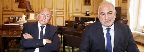 À Lyon, l'ex-successeur de Collomb officialise sa candidature à la mairie