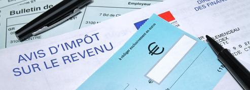 Impôt en baisse et recettes en hausse, une première