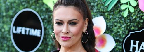 Alyssa Milano explique avoir été «violée» en plein tournage