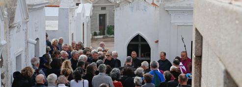 À Bonifacio, les derniers adieux à Marie-José Nat