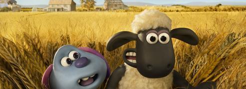 Shaun le mouton saute dans la troisième dimension