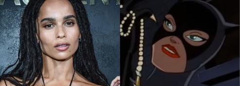 Zoë Kravitz prêtera ses traits à Catwoman dans The Batman