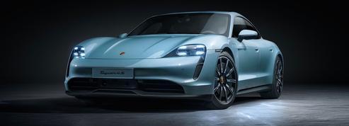 Porsche Taycan 4S, un modèle plus abordable