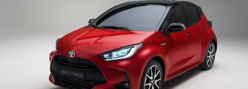 Toyota Yaris, dans la quatrième dimension