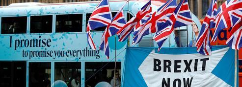 Brexit: au Royaume-Uni, la violence politique à son comble