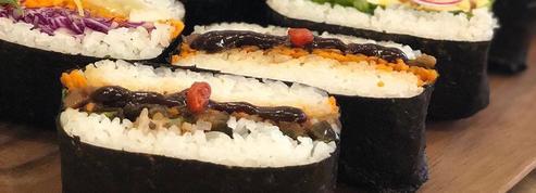 aL, petite pioche à sandwichs japonais
