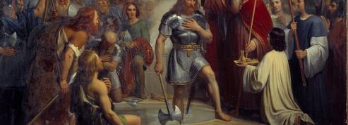 Le Baptême de Clovis de Bruno Dumézil: une énigme de quinze siècles