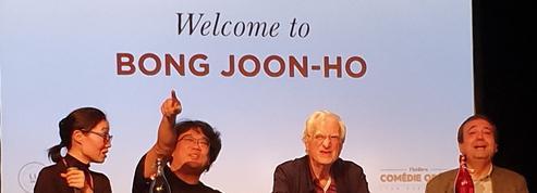 Festival Lumière: Bong Joon-ho, un parasite comme chez lui à Lyon