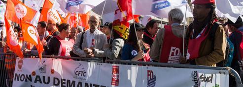 EDF: nouvelle grève contre la réorganisation