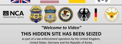 Plus de 300 arrestations dans le monde après le démantèlement d'un vaste site pédophile