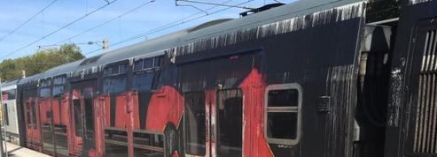 Tags, crachats, déchets...: ces incivilités qui explosent dans les transports en commun