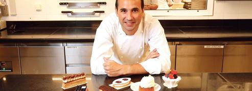 François Perret: «Faire goûter mes gâteaux à la terre entière»
