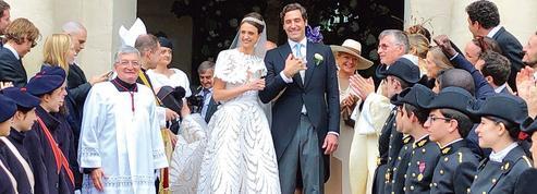 Aux Invalides, un mariage princier entre les Bonaparte et les Habsbourg perpétue l'aventure européenne