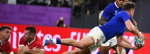 Rugby: 6,7 millions de Français ont suivi la défaite des Bleus sur TF1